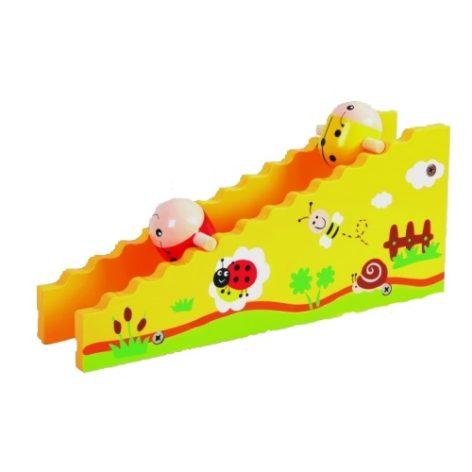Деревянная игрушка Веселая горка