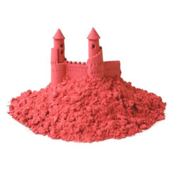 Космический песок, набор 2 кг, розовый