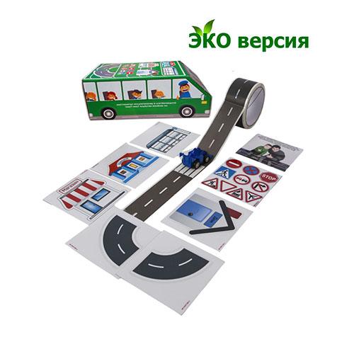 "Зеленый автобус ""Быстрый старт"""
