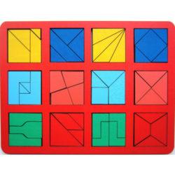 квадраты Никитина 2 уровень