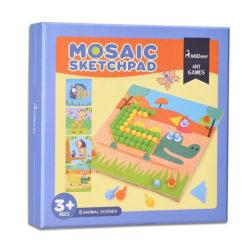 Мозаика с трафаретами Sketchpad MiDeer