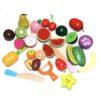 Набор разрезных фруктов