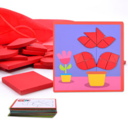 Танграм с карточками MiDeer