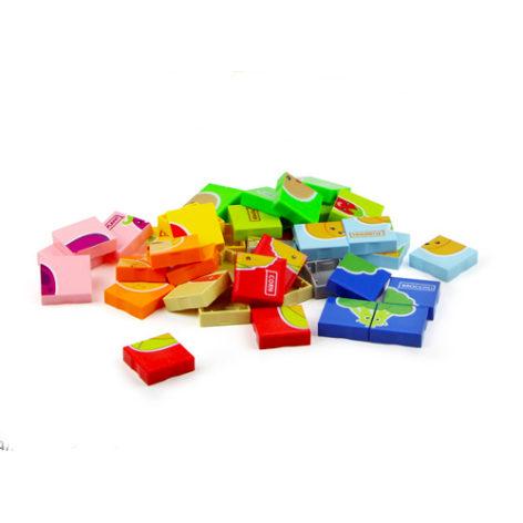 Лего-пазлы Овощи
