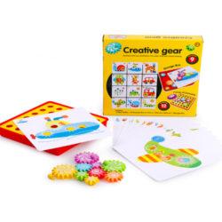 Мозаика Creative Gear (Шестеренки)
