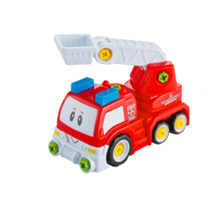 Пожарная машина – конструктор