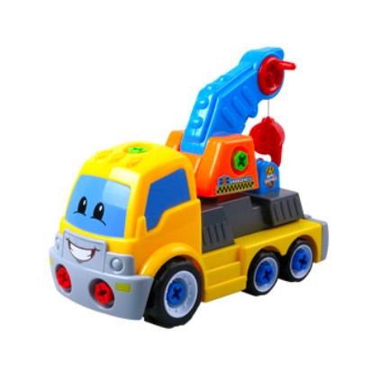 Автокран – конструктор