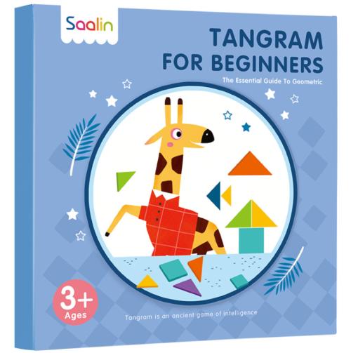 Танграм магнитный для малышей