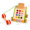 Деревянный телефон сортер - каталка