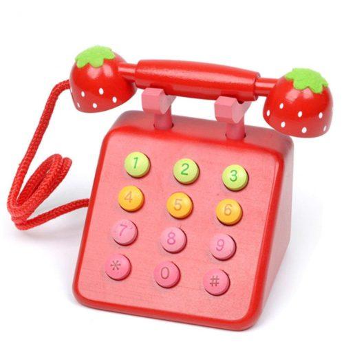 Телефон Клубничное настроение mother garden